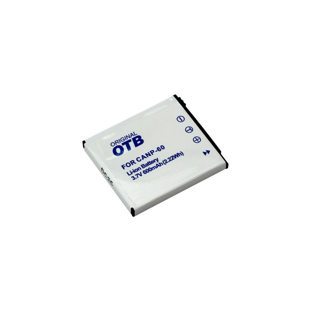 Batterij voor Casio NP-60 Li-Ion ON1553