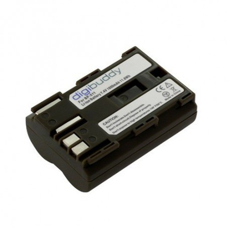 OTB - Battery for Canon BP-511 1600mAh 7.4V Li-Ion - Canon photo-video batteries - ON1588