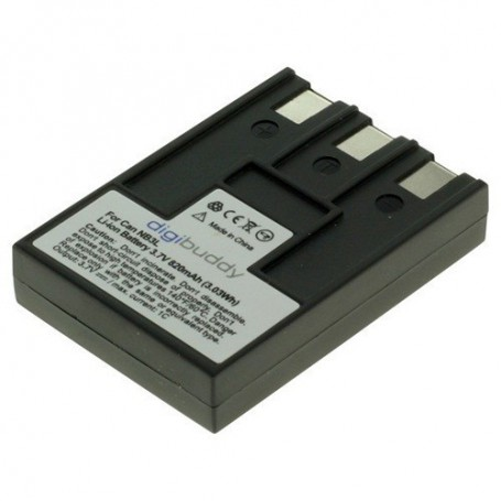 digibuddy, Batterij voor Canon NB-3L Li-Ion ON1601, Canon foto-video batterijen, ON1601, EtronixCenter.com