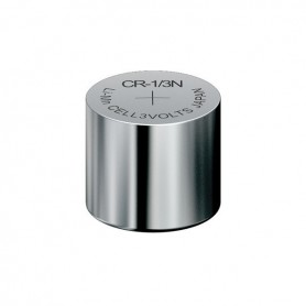 Varta - Varta Professional Electronics CR 1/3 N 6131 170mAh 3V Button cell battery - Button cells - BS077-5x www.NedRo.us