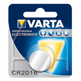 Varta - Varta Battery Professional Electronics CR2016 6016 - Button cells - BS166-C www.NedRo.us