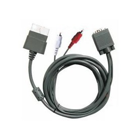 VGA HD AV Cable for XBOX 360 1145