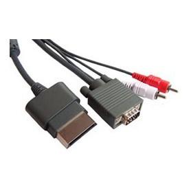 NedRo - VGA HD AV Kabel voor XBOX 360 - Xbox 360 Kabel en Accu's - 1145 www.NedRo.nl