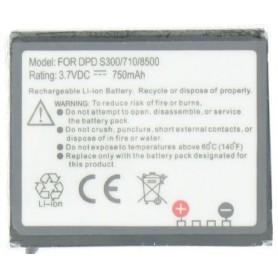 Accu voor Qtek 8500/DOPOD S300 Li-Ion P025