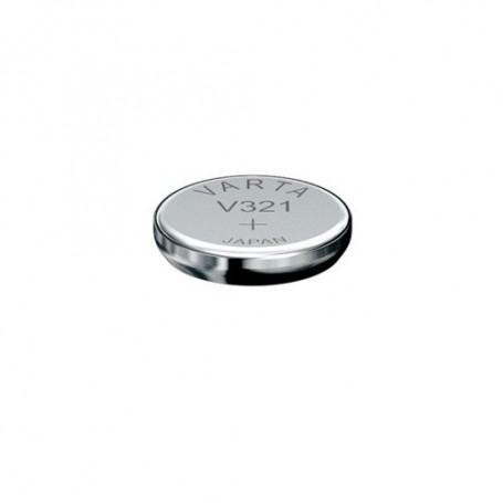Varta, Varta Electronics V321 616SW watch battery 13mAh 1.55V, Button cells, BS091-CB