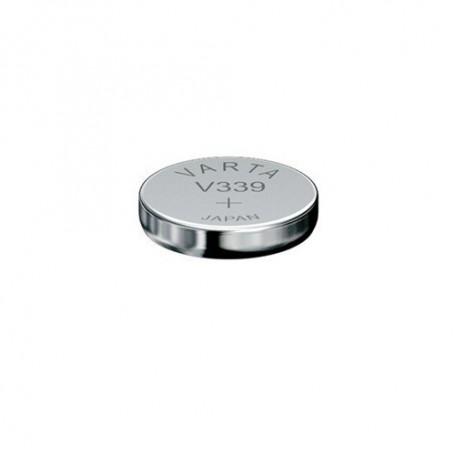 Varta - Varta Watch Battery V339 11mAh 1.55V - Button cells - BS174-CB www.NedRo.us