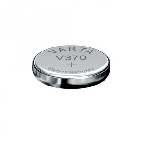 Varta - Varta Watch Battery V370 30mAh 1.55V - Button cells - BS187-CB