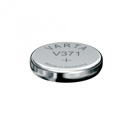Varta - Varta Watch Battery V371 44mAh 1.55V - Button cells - BS189-CB www.NedRo.us