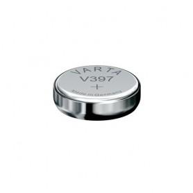 Varta, Varta V397 30mAh 1.55V baterie pentru ceas, Baterii plate, BS181-CB, EtronixCenter.com