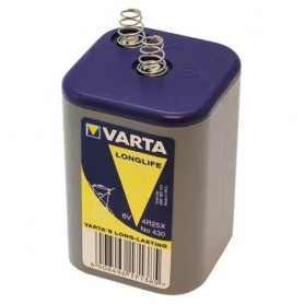 Varta Batterie 430 / 4R25X 6V Blockbatterie ON1686