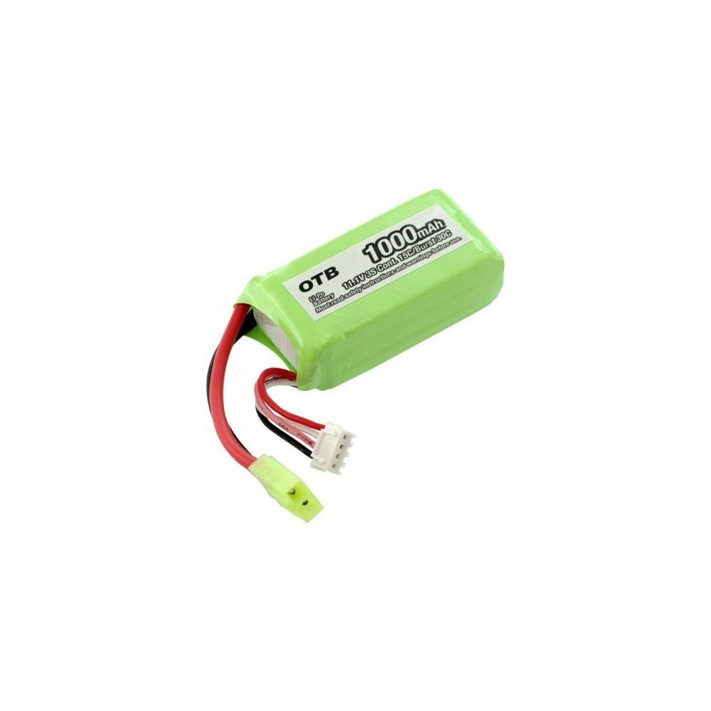 OTB - Battery for Parrot AR.Drone Li-Polymer 1000mAh ON1695 - Electronics - ON1695-C www.NedRo.de