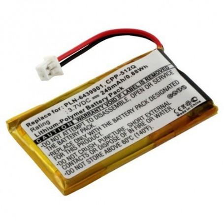 OTB - Batterij voor Plantronics 64327-01 Li-Polymer - Elektronica batterijen - ON1698 www.NedRo.nl