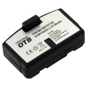 OTB - Battery for Sennheiser BA 150 / BA 151 / BA 152 NIMH - Electronics batteries - ON1699-C www.NedRo.us