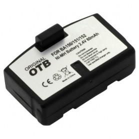 OTB - Battery for Sennheiser BA 150 BA 151 BA 152 - Electronics - ON1699 www.NedRo.us