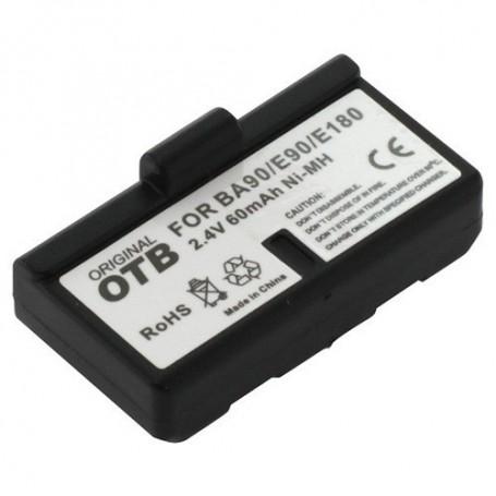 OTB - Batterij voor Sennheiser BA 90 / E 90 / E 60 NiMH ON1702 - Elektronica batterijen - ON1702 www.NedRo.nl