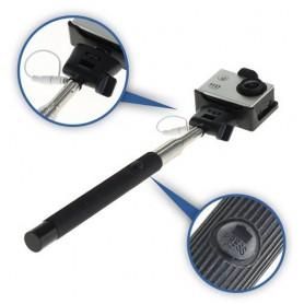 OTB - Selfie stick / monopod met bedrade trigger-knop ON1710 - Overige telefoonhouders - ON1710 www.NedRo.nl