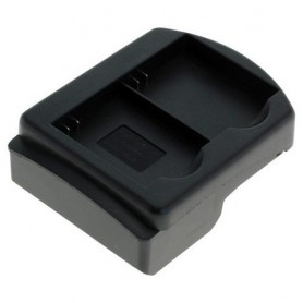 Duo-Charger plate for GoPro Hero 3