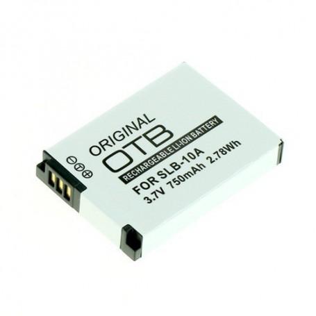 OTB, Battery for Samsung SLB-10A / JVC BN-VH105 750mAh, Samsung photo-video batteries, ON1760