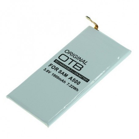 OTB, Batterij voor Samsung Galaxy A5 SM-A500 Li-Ion, Samsung telefoonaccu's, ON1762, EtronixCenter.com