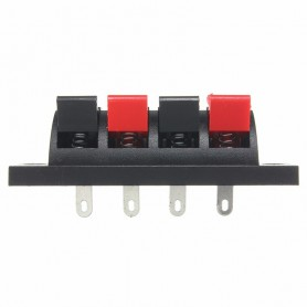 NedRo - Terminal Block Wire Cable Clip For LED Single Color Strip - LED connectors - AL326 www.NedRo.nl