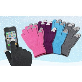 NedRo - Coldtouch Touchscreen Gloves - Phone accessories - CG021-1 www.NedRo.us