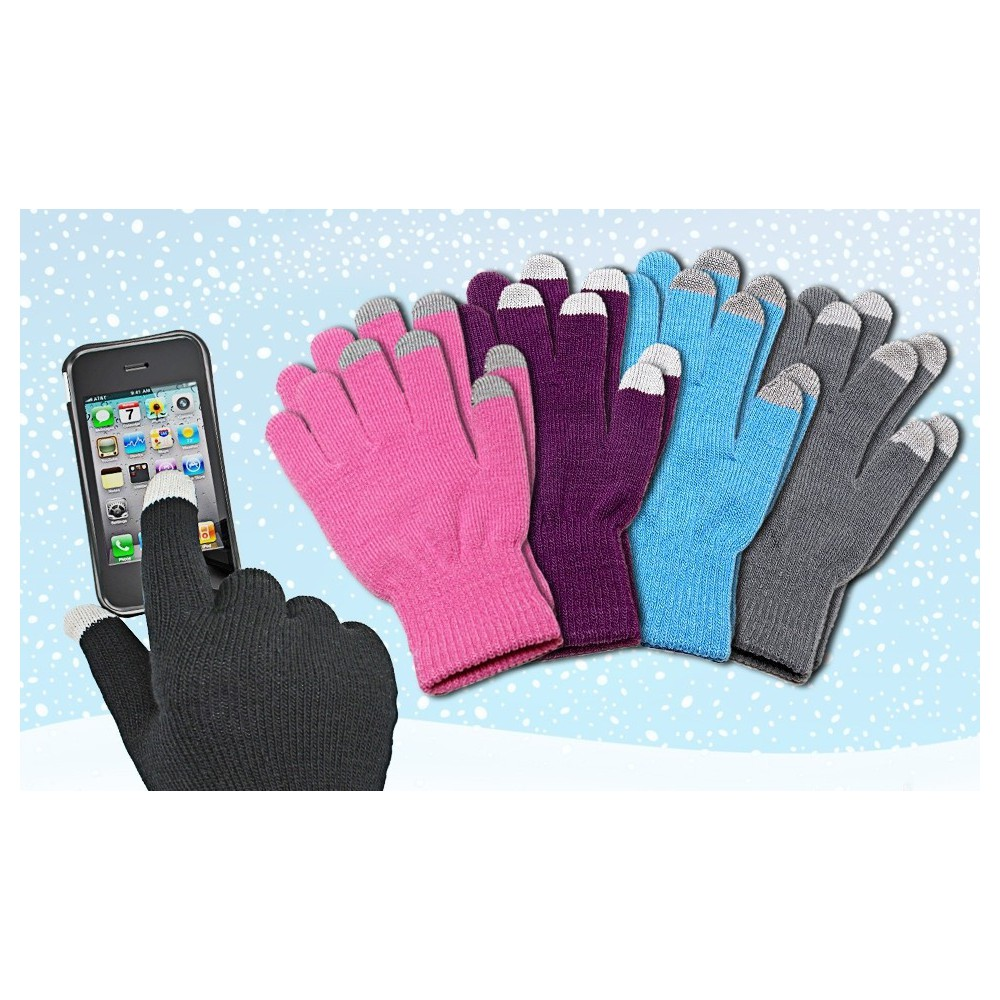 NedRo - Coldtouch Touchscreen Gloves - Phone accessories - CG021-1 www.NedRo.de