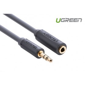 UGREEN - 3.5mm Audio Jack extension cable M to F - Audio cables - UG280 www.NedRo.us