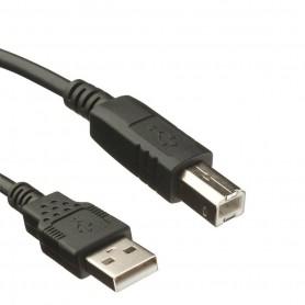 NedRo - USB 2.0 A - B Printer Kabel - Printer kabels - 5009-CB www.NedRo.nl