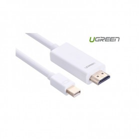UGREEN - Mini Dislayport DP Male HDMI Male cable - Displayport and DVI cables - UG330-CB
