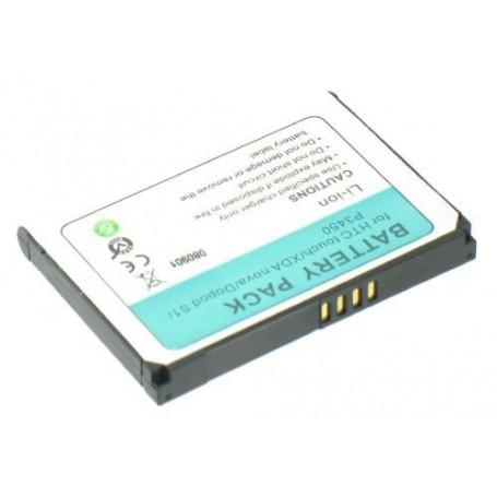 NedRo, Accu Batterij Voor De HTC Touch Battery Pack Li-ion P024A, HTC telefoonaccu's, P024A, EtronixCenter.com