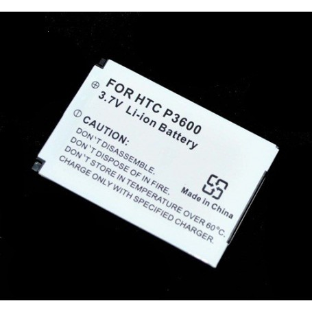 unbranded, Battery for HTC Touch Li-Ion Slim P023, HTC phone batteries, P023