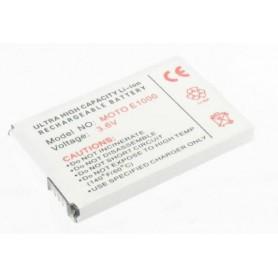 Accu Batterij voor Motorola E1000