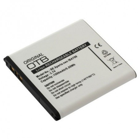 unbranded, Battery for Sony Ericsson BA700 Li-Io ON102, Sony phone batteries, ON102