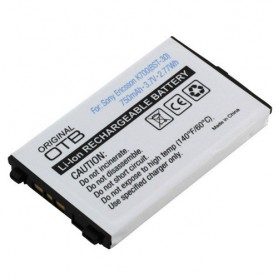 Battery for Sony Ericsson BST-30 Li-Ion