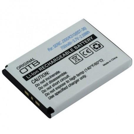 NedRo - Accu voor Sony Ericsson BST-36 Li-Ion ON105 - Sony-Ericsson telefoonaccu's - ON105 www.NedRo.nl