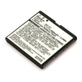 Battery for Nokia BP-5Z Li-Ion ON157