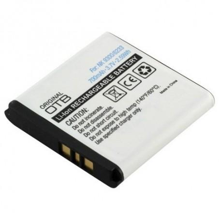 NedRo - Battery for Nokia BP-6M 700mAh 3.7V Li-Ion ON158 - Nokia phone batteries - ON158