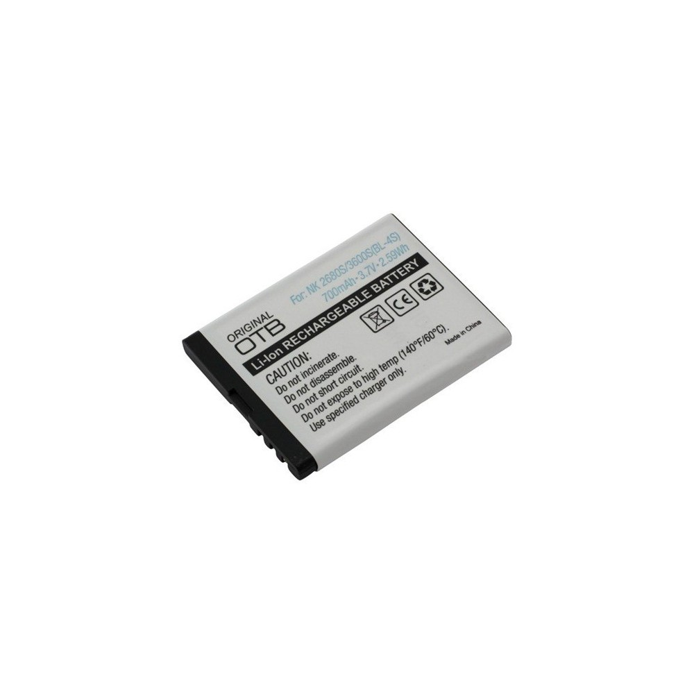 Accu voor Nokia BL-4S Li-Ion ON159