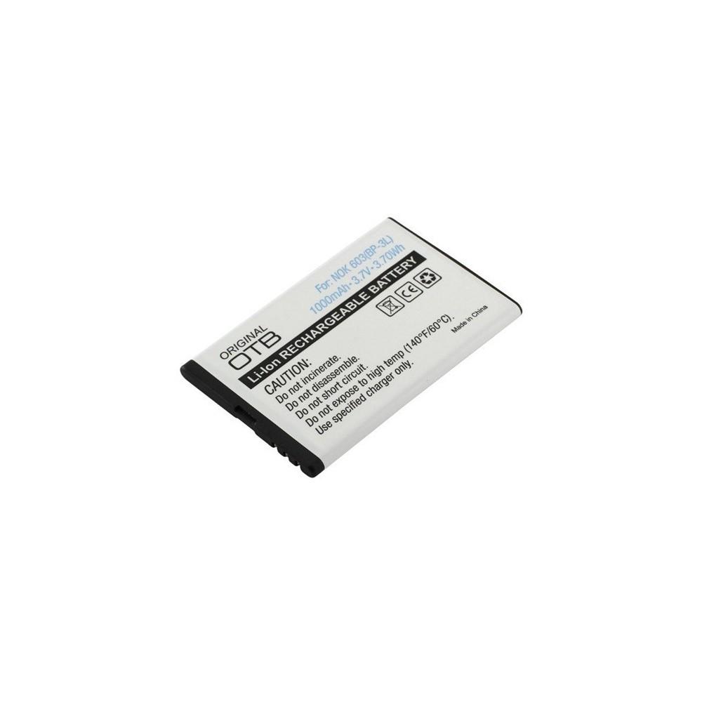 Accu voor Nokia 603 / Asha 303 / Lumia 610 / Lumia 710 ON166