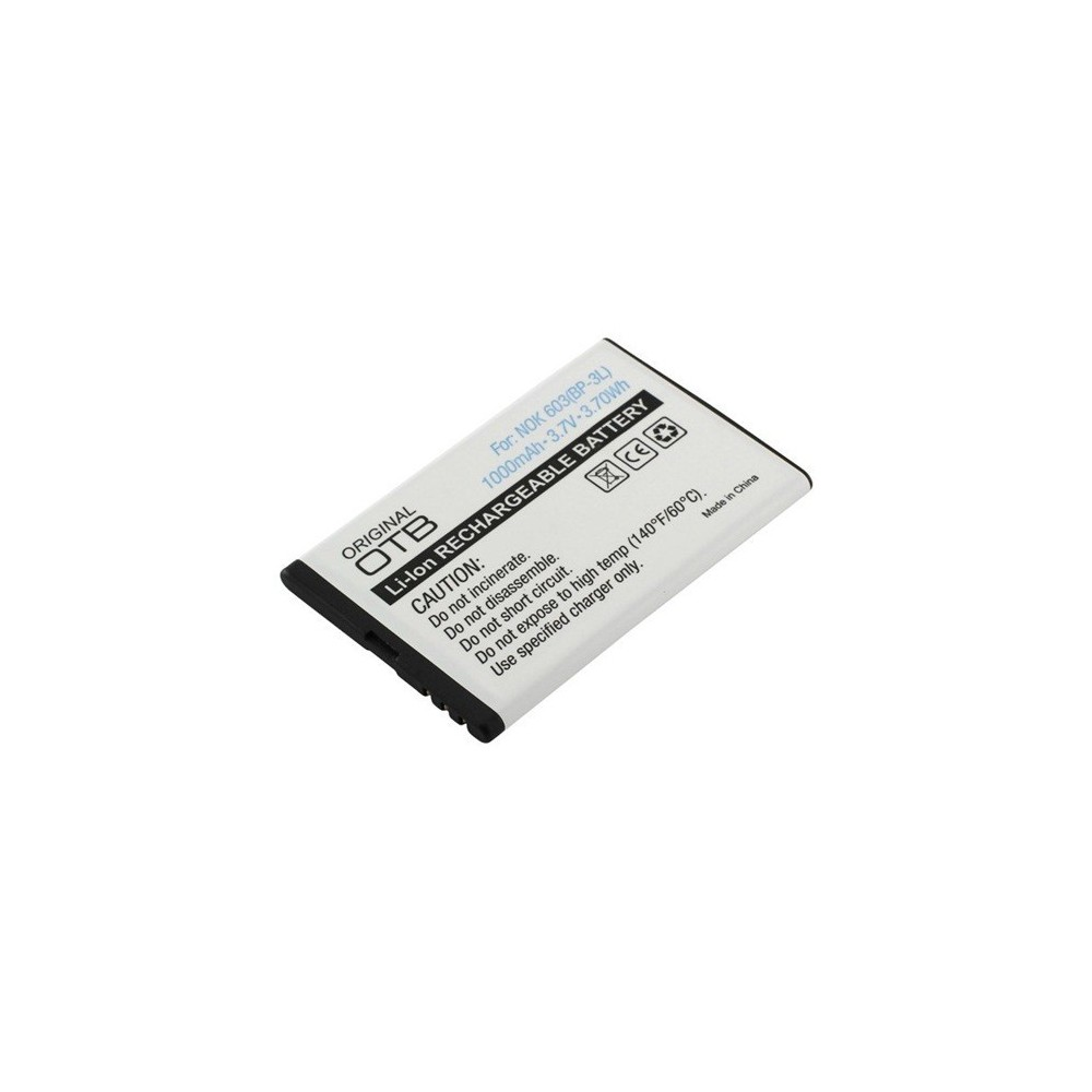 NedRo - Battery for Nokia 603 / Asha 303 / Lumia 610 / Lumia 710 ON166 - Nokia phone batteries - ON166 www.NedRo.de