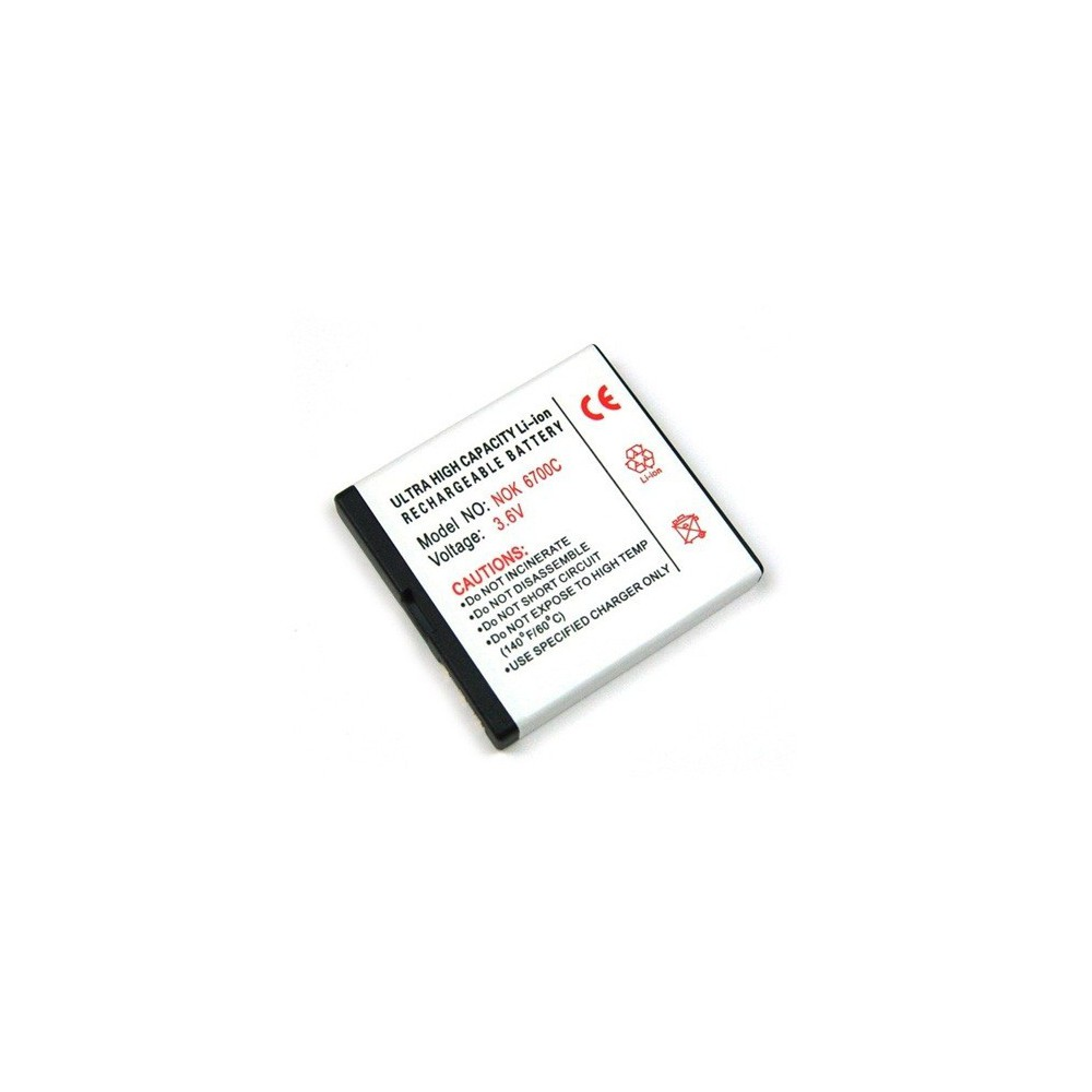 OTB - Battery for Nokia BL-6Q Li-Ion ON170 - Nokia phone batteries - ON170 www.NedRo.de