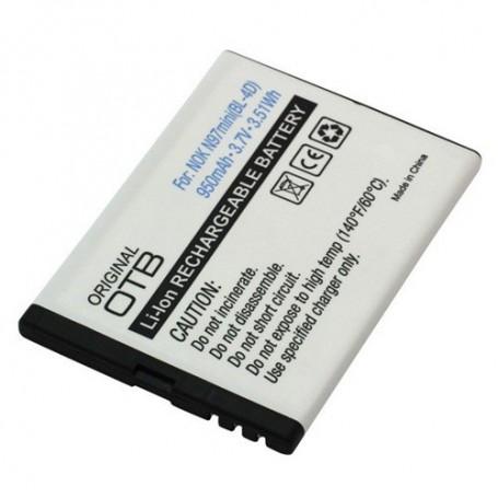 NedRo - Battery for Nokia N8 E5 E7 BL-4D 950mAh Li-Ion 3.7V - Nokia phone batteries - ON193