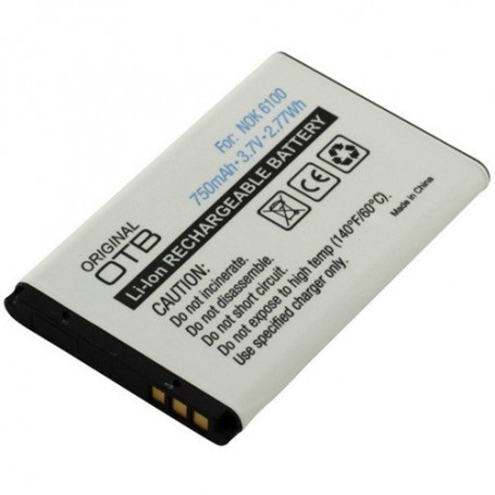 unbranded, Battery for Nokia BL-4C Li-Ion ON197, Nokia phone batteries, ON197