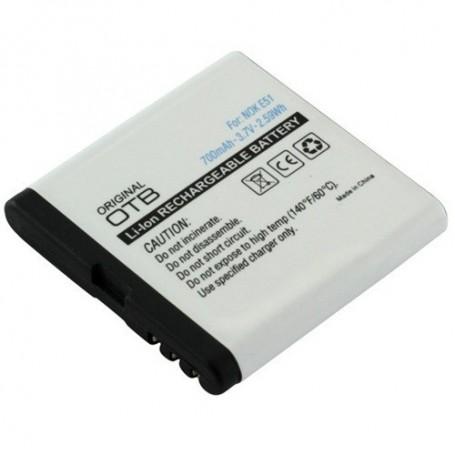 NedRo, Accu voor Nokia BP-6MT 1000mAh 3.7V Li-Ion ON202, Nokia telefoonaccu's, ON202, EtronixCenter.com