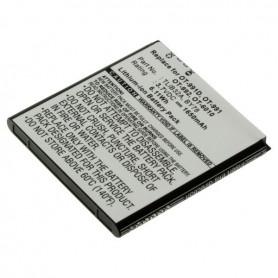 Batterij voor Alcatel One Touch 991 - OT-991 Li-Ion ON416