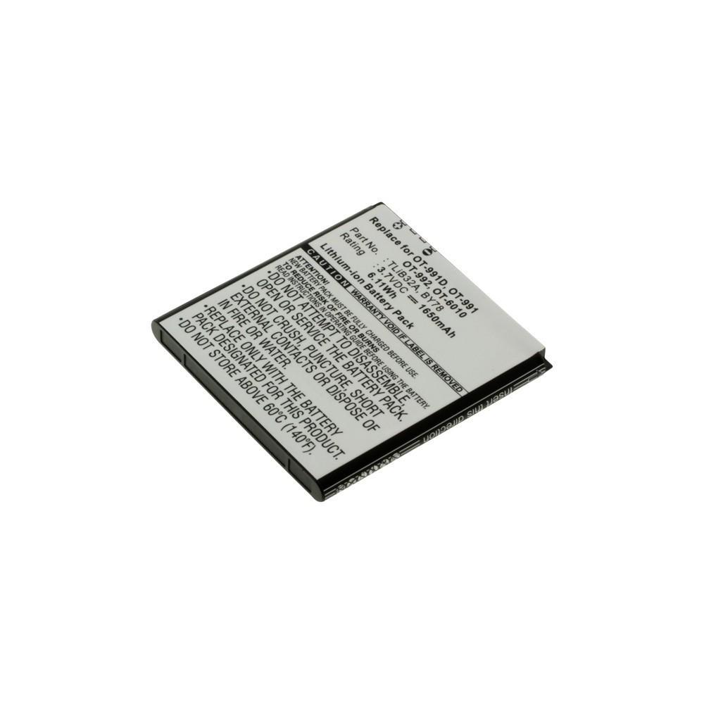 OTB - Acumulator pentru Alcatel One Touch 991-OT-991 Li-Ion ON416 - Baterii telefon alte mărci - ON416 www.NedRo.ro