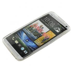 NedRo - TPU Case pentru HTC One transparent ON617 - Motorola huse telefon - ON617 www.NedRo.ro