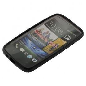 OTB, TPU Case pentru HTC Desire 500, HTC huse telefon, ON627-CB, EtronixCenter.com