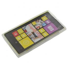 NedRo - TPU Case voor Nokia Lumia 1020 transparent ON629 - Nokia telefoonhoesjes - ON629 www.NedRo.nl
