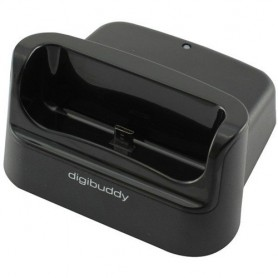 NedRo, USB Dockingstation compatible with Samsung S II I9100 Motorola Moto G, Ac charger, ON786
